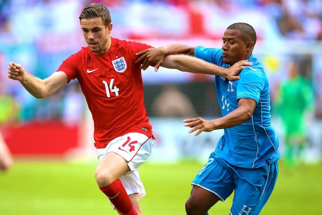 England vs. Honduras: International Friendly Live Score, Highlights, Report