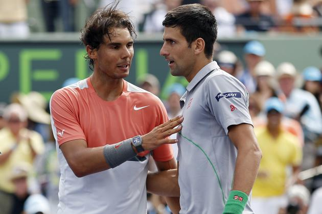 Novak Djokovic Won't End Rafael Nadal's French Open Run