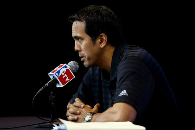 Did Spoelstra Overplay His Hand in Game 1?