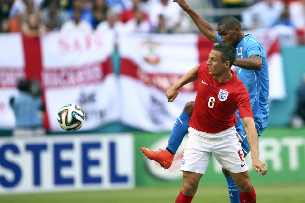 England vs. Honduras: Live Player Ratings for the Three Lions