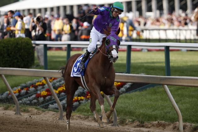 Triple Crown 2014: Video Highlights from California Chrome's Entire Pursuit