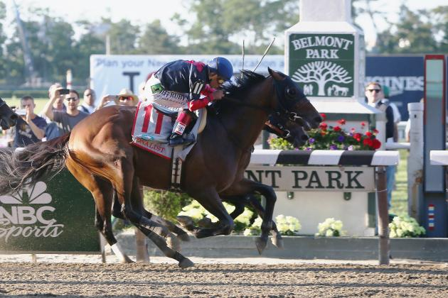 Belmont Stakes Results 2014: Winner, Payouts and Order of Finish