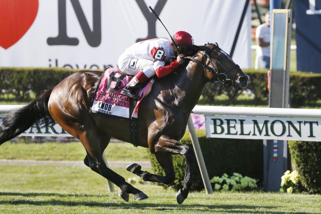 2014 Belmont Stakes: Video Replay, Purse Earnings, California Chrome Placement