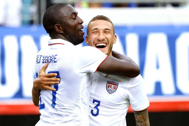 United States vs. Nigeria: International Friendly Live Score, Highlights, Report