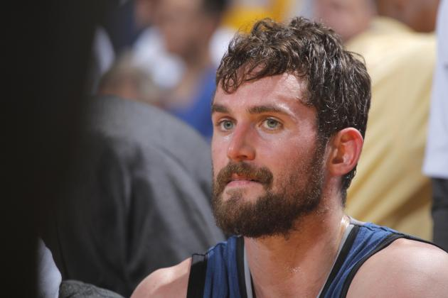 Report: Suns Could Offer Goran Dragic, Eric Bledsoe, Draft Picks for Kevin Love