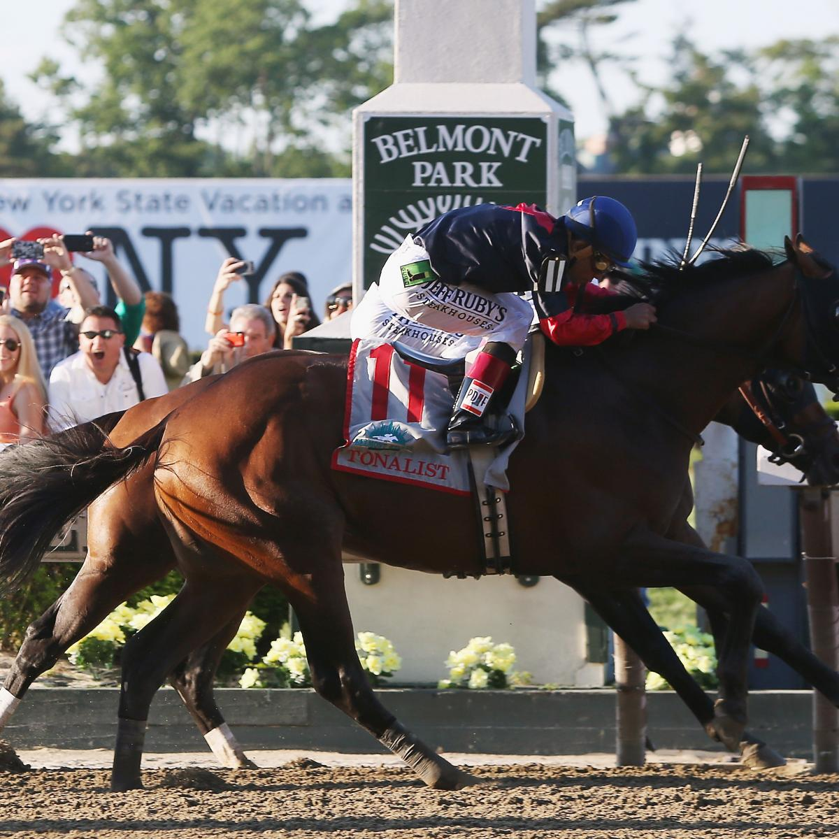 Belmont Stakes 2014 Final Results Standings Payouts And