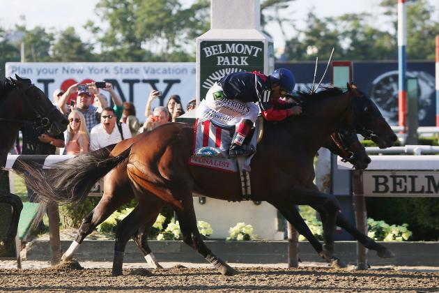 Belmont Stakes 2014: Final Results, Standings, Payouts and Replay Highlights