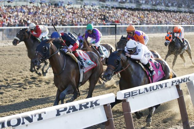 Belmont Stakes 2014 Replay: Video, Highlights and Recap