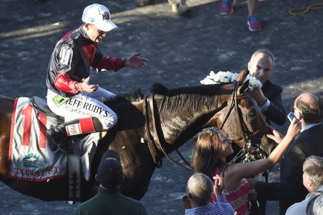 Belmont Stakes Results 2014: Video Highlights, Prize Money and Reaction