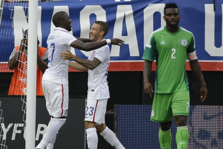 Jozy Altidore Breaks Long Goal-Scoring Drought with a Brace Against Nigeria