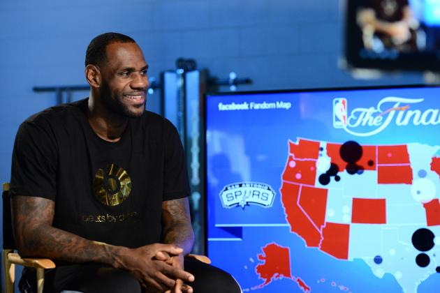 LeBron James Grows Stronger Within Miami Heat's Cocoon