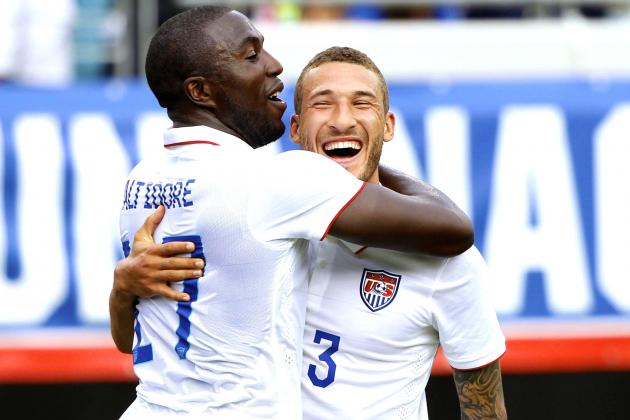 USA vs. Nigeria: Score, Grades and Post-Match Reaction