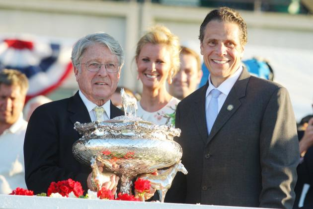 Belmont Stakes 2014 Payout: Prize Money Purse, Order of Finish and Reaction