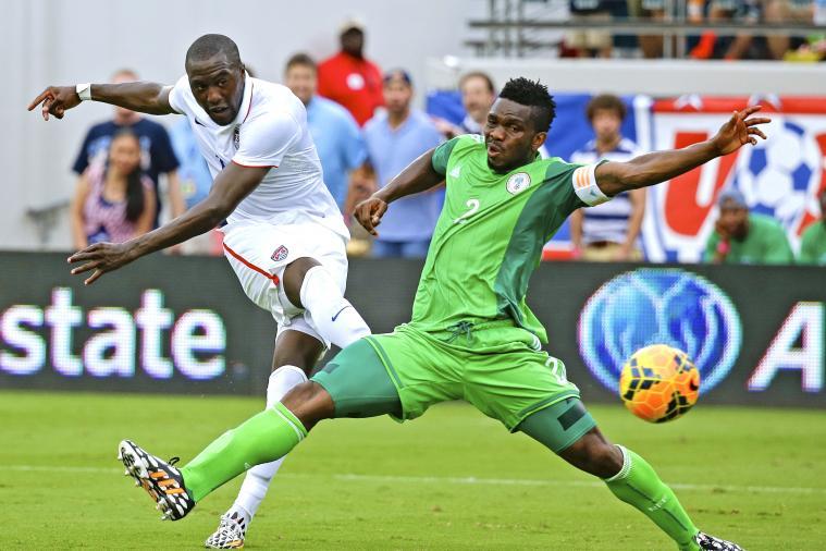Jozy Altidore Breaks Long Goal-Scoring Drought with a Brace Against Nigeria