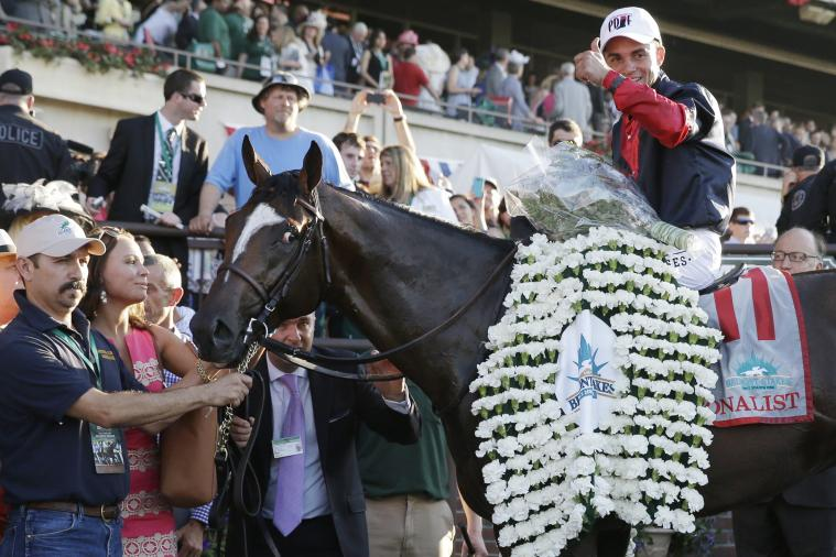 Belmont Stakes 2014 Winner: Recap and Highlights of Tonalist's Shocking Triumph