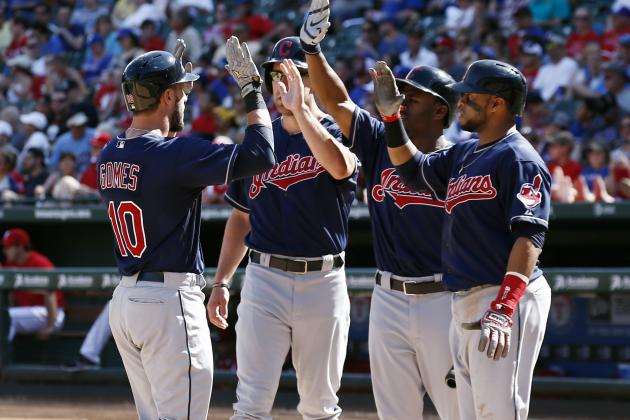 Gomes' Homer Ruins Tepesch's Afternoon