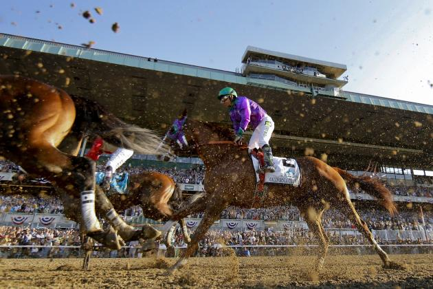 Belmont Stakes 2014 Winner: Tonalist's Finishing Time, Highlights and Purse Info