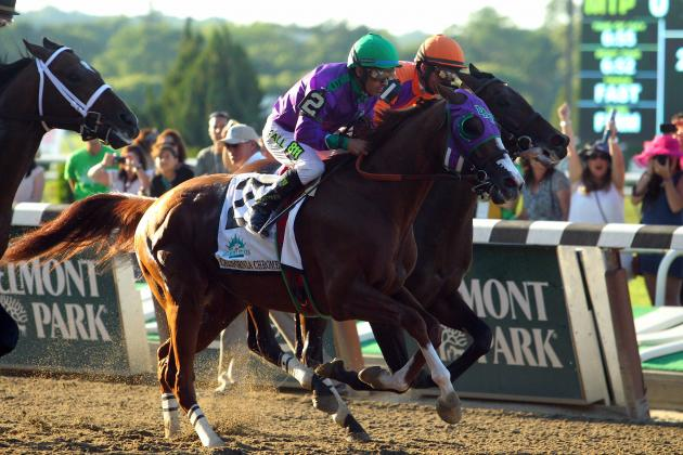 Frustration Mounts as Tonalist Ruins California Chrome's 2014 Triple Crown Bid
