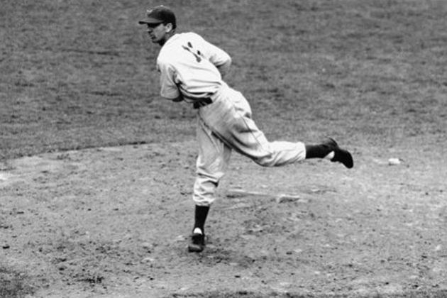Carl Hubbell and Juan Marichal: Two Meal Tickets, One Pair of Giants