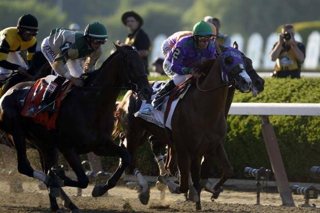 California Chrome's Belmont Stakes Times, Replay in 2014 Triple Crown Pursuit