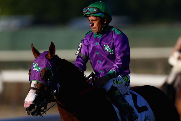 California Chrome's Fatigue Keeps Horse from 2014 Triple Crown