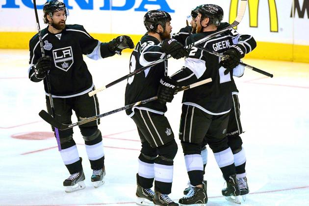 Rangers vs. Kings: Game 2 Score and Twitter Reaction from 2014 Stanley Cup Final