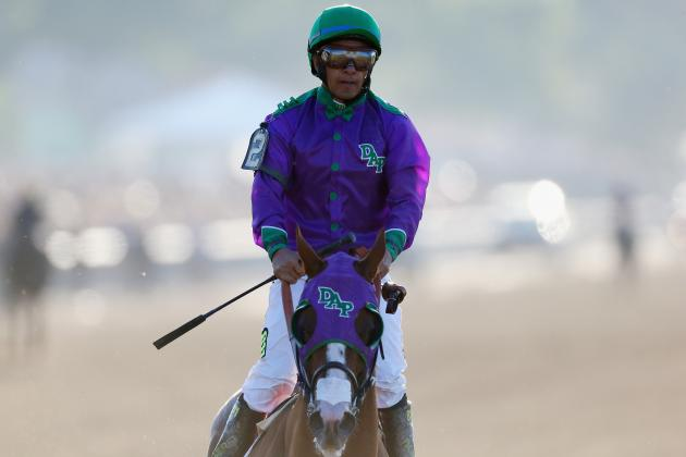 Triple Crown 2014: Video Replay, Analysis from Each California Chrome Race