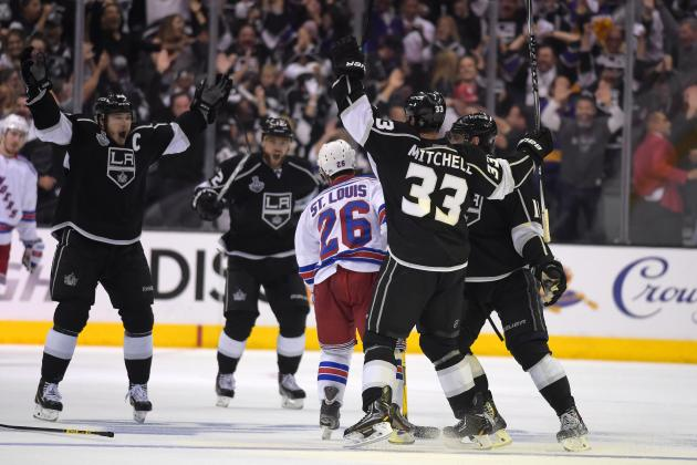 Confident Los Angeles Kings Keep Finding Ways to Come Back