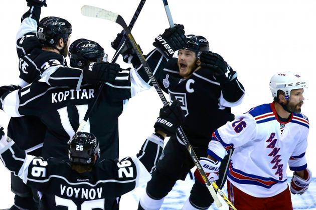 Kings Deliver Crushing Blow to Rangers with Thrilling 2OT Comeback Win