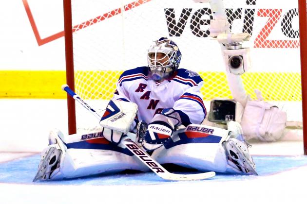 Another Blown Lead Has Rangers Searching for Answers in 2014 Stanley Cup Final