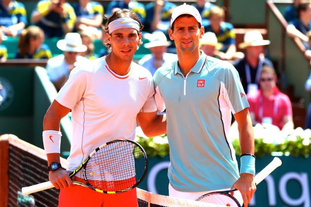 Rafael Nadal vs. Novak Djokovic Brings Everything We Want in a French Open Final