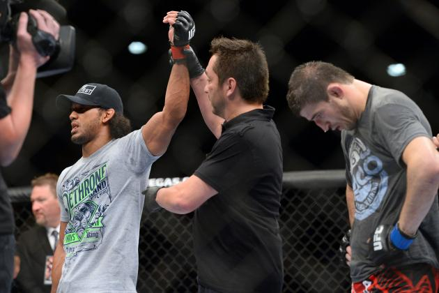 UFC Fight Night 42: 3 Fights for Benson Henderson to Take Next