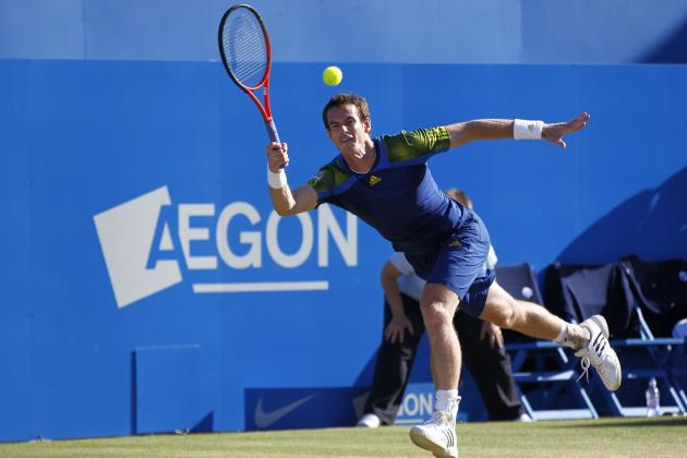 Queen's Club Tennis 2014: Schedule and Preview for AEGON Championships