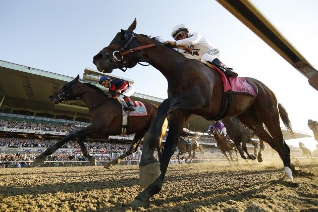 Belmont Stakes 2014 Video: Replay Highlights, Race Results and Breakdown