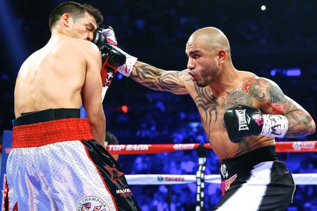 Miguel Cotto Shows He's Better Than Ever in Dominant TKO Win vs. Sergio Martinez