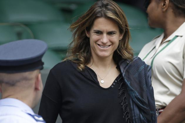 Andy Murray Hires Amelie Mauresmo as New Coach