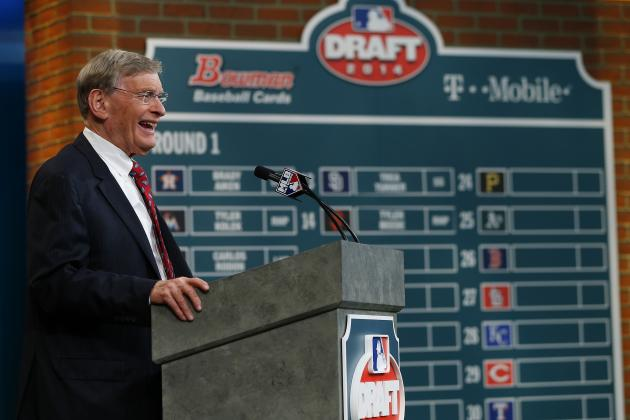 MLB Draft 2014: Complete Listing of Final Grades Based on Overall Results