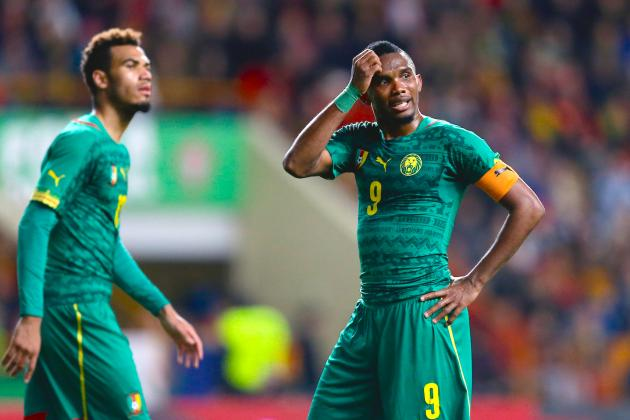 Cameroon Reportedly Refuse to Board 2014 World Cup Flight Due to Bonus-Money Row