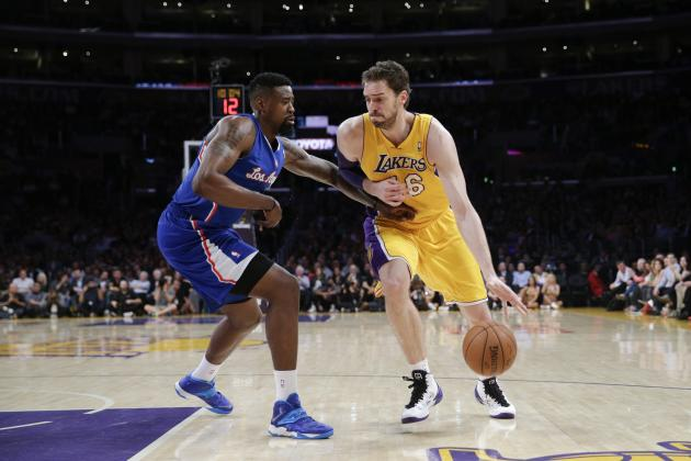 Toronto Raptors Should Target Pau Gasol This Summer