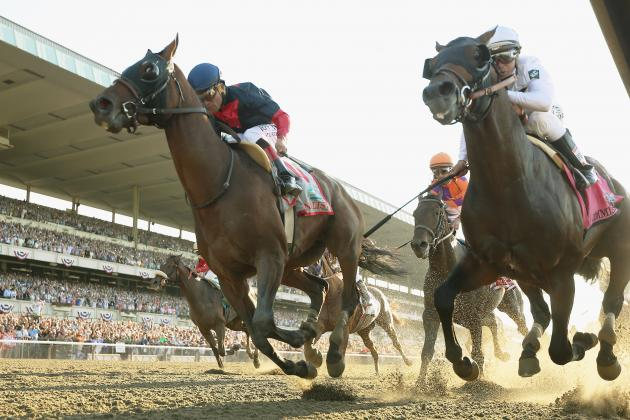 Belmont Stakes 2014 Winner: Analysis and Race Highlights from Tonalist's Victory