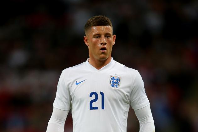 Why Everton Can Deal with Ross Barkley Starring at World Cup 2014