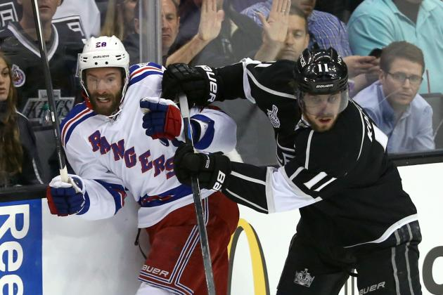 Stanley Cup Final 2014: Updated Series Odds, Schedule for Kings vs. Rangers