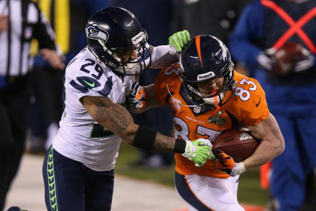 Broncos WR Wes Welker Remains Motivated to Win His First Super Bowl
