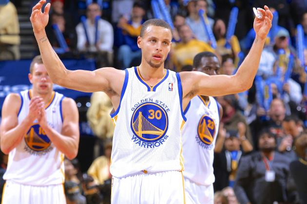 Why Stephen Curry Will Be the Next Point Guard to Win NBA MVP