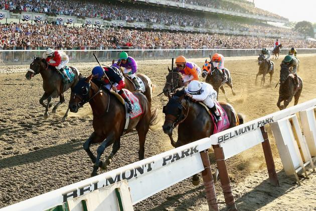 Belmont Stakes Results 2014: Review of Race Chart, California Chrome Highlights