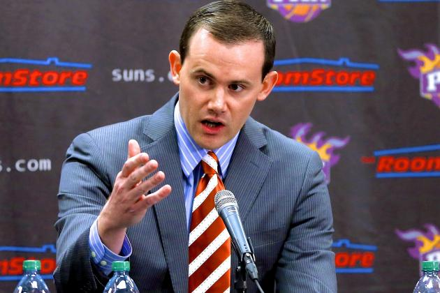 Why the Phoenix Suns Could Be Biggest X-Factor in 2014 NBA Draft