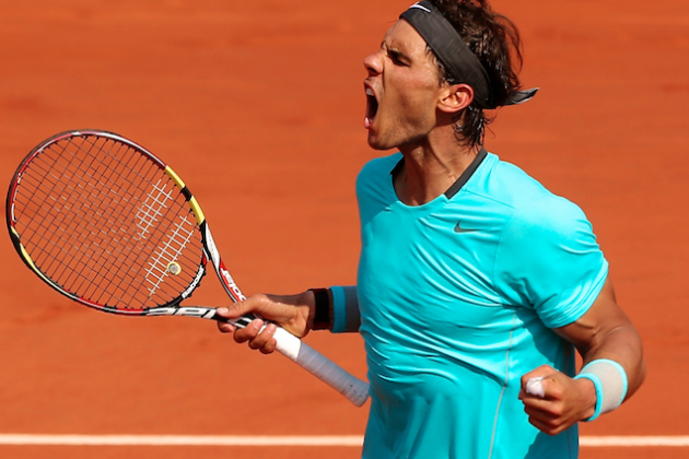 Nadal vs. Djokovic French Open 2014 Men's Final: Live Score and Highlights