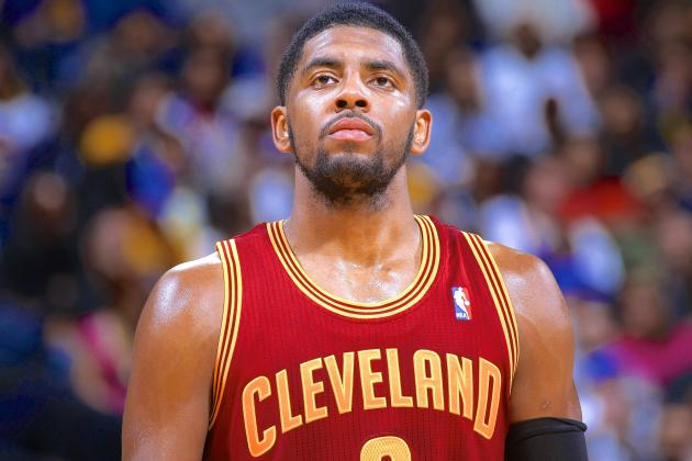 Report: Cleveland Cavaliers Will Offer Kyrie Irving a Max Contract