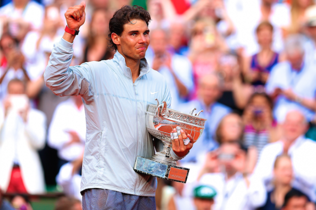 Nadal vs. Djokovic: Recap and Results from French Open 2014 Men's Final