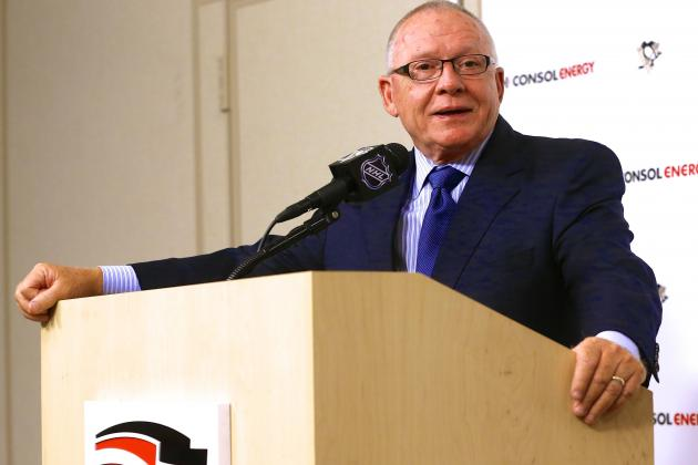 Pittsburgh Penguins' Good Old Boy GM Hiring of Jim Rutherford the Wrong Move